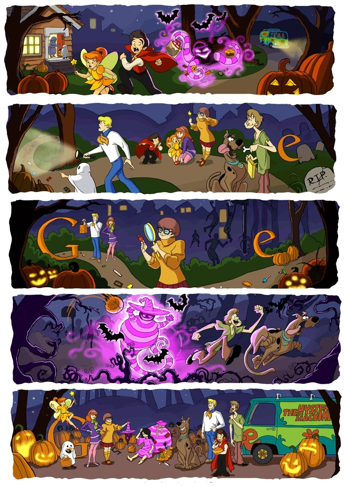 the life of scooby doo