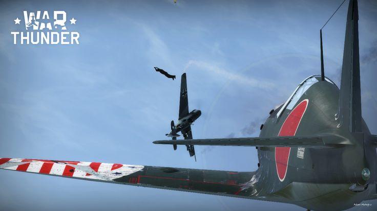 Screen captured during my War Thunder game. #warthunder #j2m2