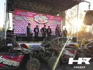 Houser Racing is a brand known for manufacturing innovative parts for ATV and UTV's. With that in mind Hunter and Cody Miller turned to Houser for racing parts to be able to compete in the 2016 GNCC Series aboard BRP's Can Am Maverick. Much effort, time, engineering, and research went into the parts made for the cars. Houser Racing took valuable feedback given by Sponsor Rider's Tim Farr, Cody and Hunter Miller to make the best design parts for their vehicles. Houser Racing developed: Front…