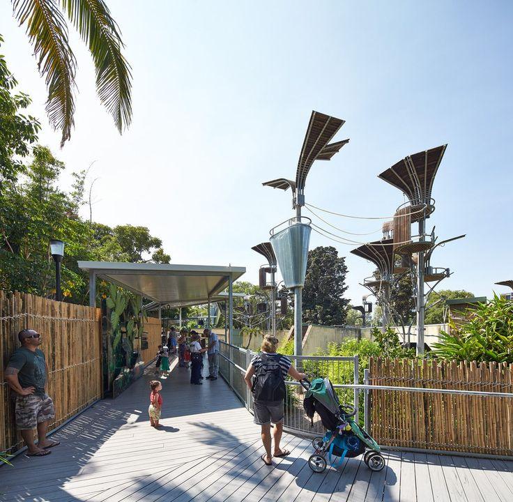 Ada Kebun Binatang Khusus Orang Utan di Perth, Australia   Rooang.com