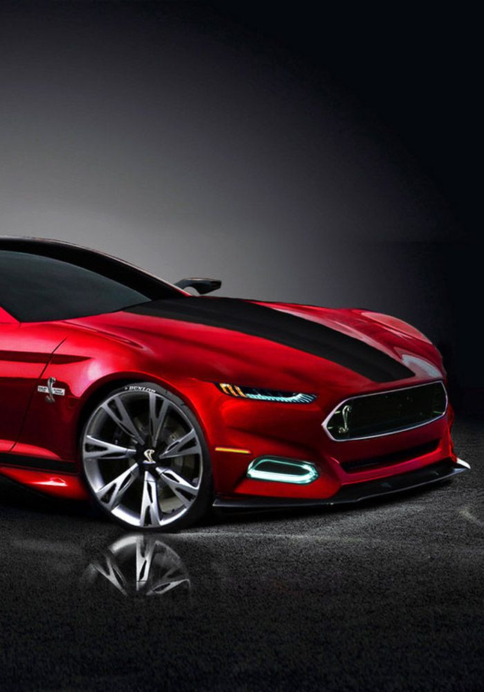 2016 ford mustang concept - 2016 Ford Mustang Concept