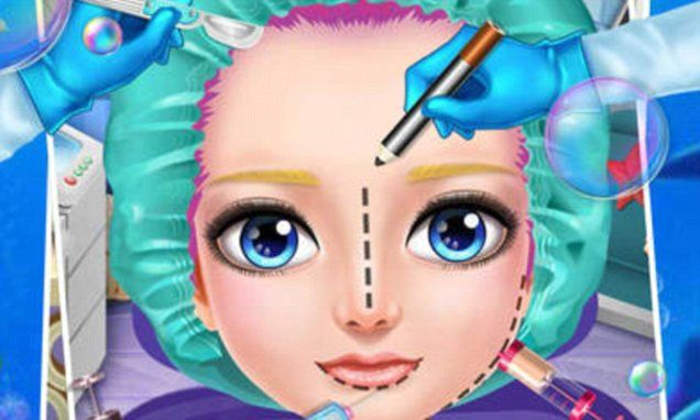 #Colourful, free plastic surgery apps targeting children slammed by Australian childhood experts - Daily Mail: Daily Mail Colourful, free…