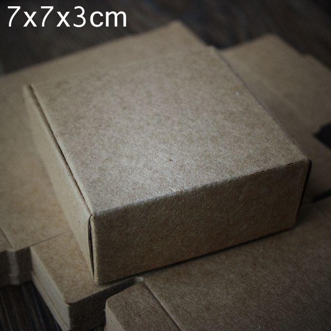 Купить товарКрафт Бумага Коробка Мыло Ручной DIY Бизнес Карта, Подарок Партии Свадебные Коробки 7x7x3 см в категории Коробки конфетна AliExpress. примечание: Мы посылаем коробки по квартире. вы должны сложить их самостоятельно!размер: 7x7x3 смматериал: 350 г крафт-б