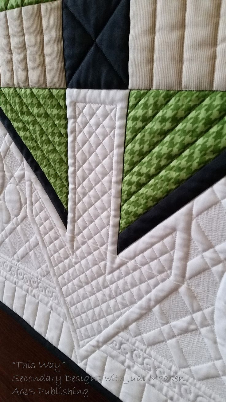 https://flic.kr/p/P5fjg1 | 5 | This Way Quilt Secondary Designs with Judi Madsen