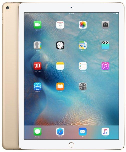 Apple iPad Pro σε χρυσό χρώμα