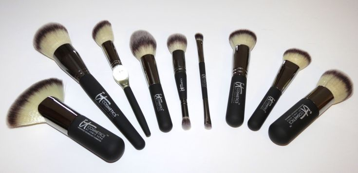 It Cosmetics brushes... What each is for!
