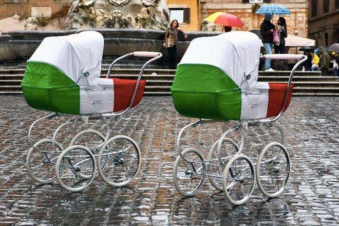 22 nomes italianos para escolher para seu bebê