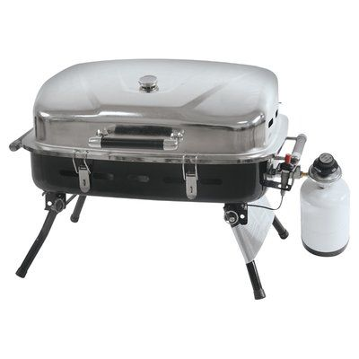 Uniflame 1-Burner Portable Liquid Propane Gas Grill