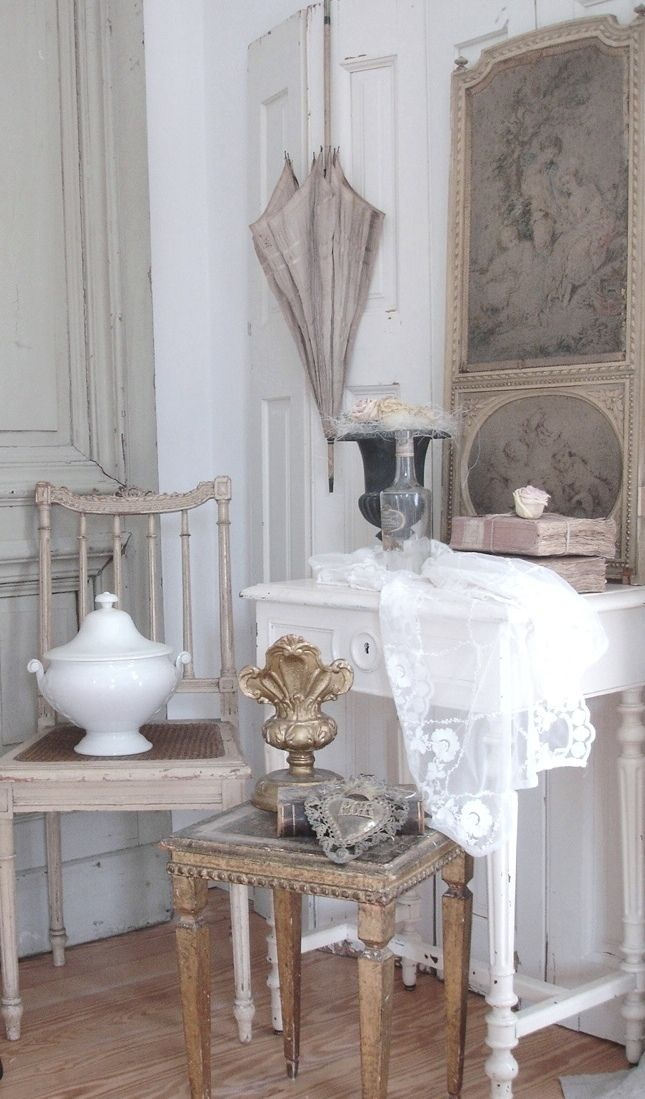 new finds at home - brocante-charmante