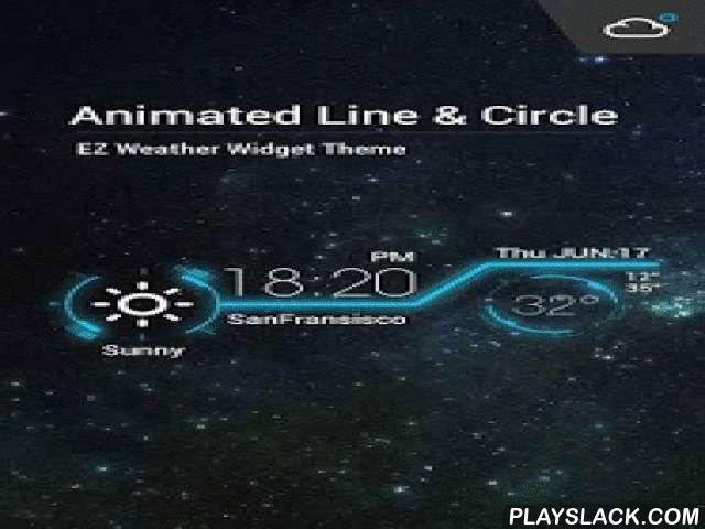 Animation Weather Cool Widget  Android App - playslack.com ,  Animation Weather Cool widget is een volledig uitgeruste applicatie voor aanpasbare digitale klok en weerbericht. De applicatie beschikt over het volgende: - 3 widget groottes, 1x1, 4x1 en 4x2- Vele skins die je voor elke widget kan kiezen- Verschillende weericoon-skins - Verschillende fonts voor de tijd - Automatische locatie (van mobiele telefoon/wifi of GPS) of handmatig (gespecificeerd door de gebruiker) - Wereldweer en -tijd…