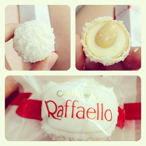 Coconut Ferrero Rocher Cake Recipe