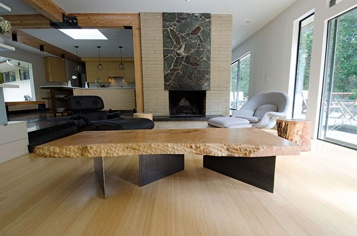 Rested table