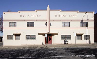 Halsbury House, Goulburn,. NSW