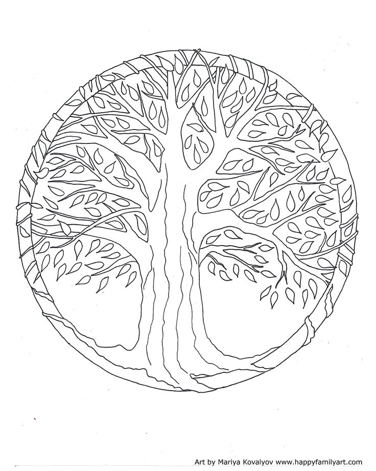 391 best coloring pages images on pinterest - Cherry Blossom Tree Coloring Pages