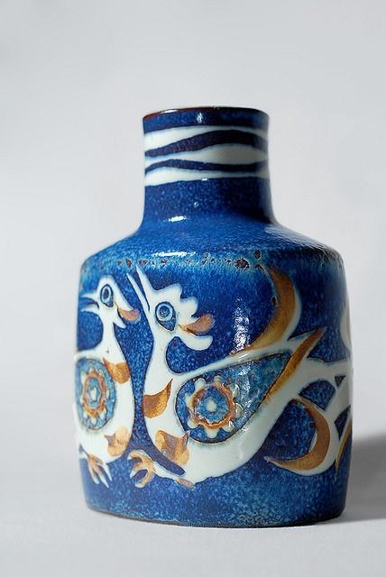 Nils Thorsson vase for Royal Copenhagen (Denmark)