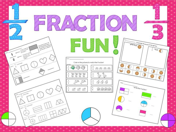 Classroom Ideas Maths : Best images about fractions on pinterest activities