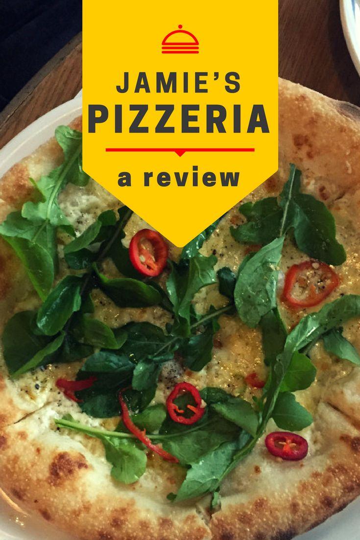 Jamie's Pizzeria - A Review