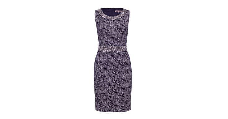 Review+Australia+|+Vanessa+Dress++Navy/cream+
