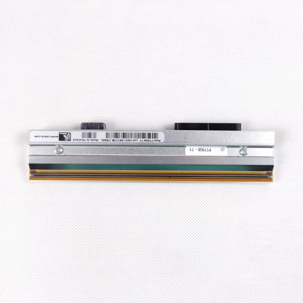 546.41$  Watch here - http://ali9cz.worldwells.pw/go.php?t=32679857449 - 79803M Thermal Printhead Print Head for Zebra ZM600 Printer 203dpi GENUINE NEW Thermal barcode label printers