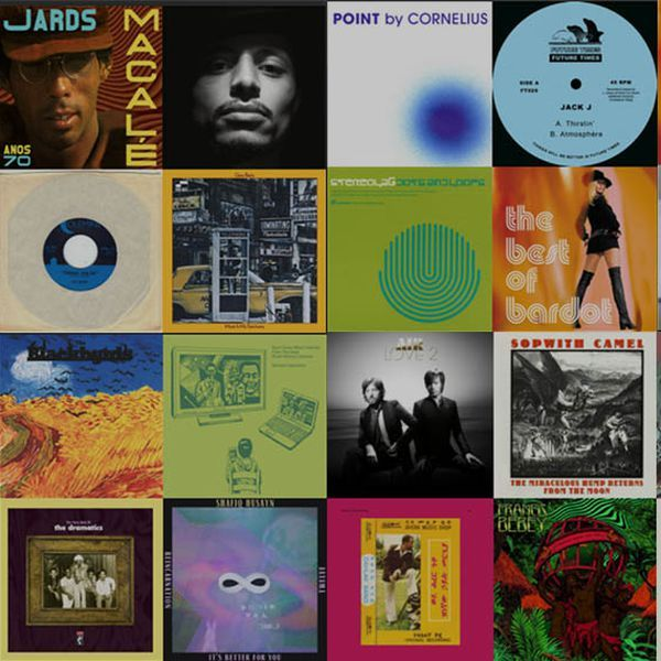 What's spinning at the Dust & Grooves HQ.  Visit our Patreon page for full playlist.   https://www.patreon.com/posts/14936527  If you like what we do, consider supporting us and becoming a patron. $2 a month will keep us going.