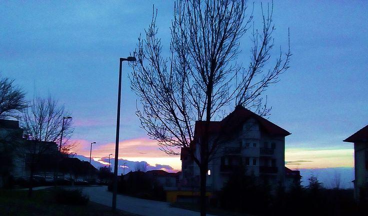 Az utolsó napsugarak