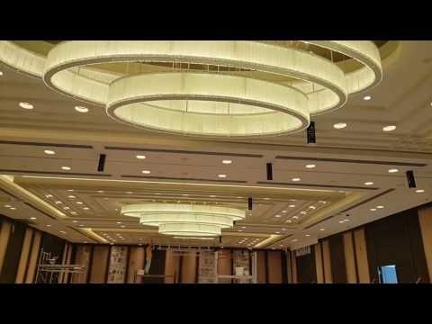 Canpark Hilton Garden Inn Balo Salonu - YouTube