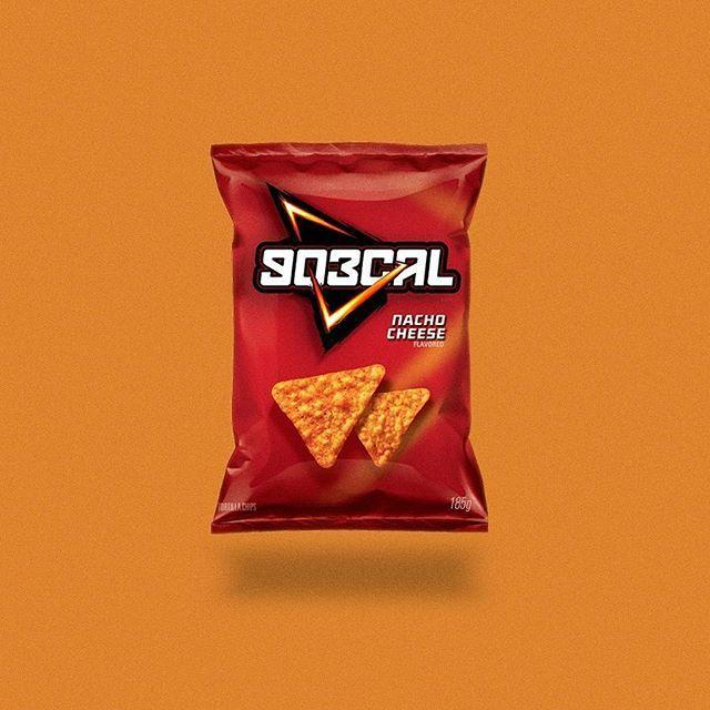 Damn delicious 903 calories! #doritos #crisps #nacho #cheese #caloriebrands #calories #design #brands #instafood