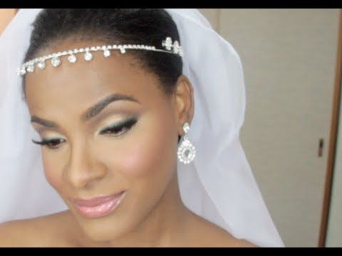 47 best images about Makeup for African American Brides on ...