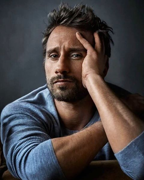 """ Matthias Schoenaerts photographed by John Balsom for American Esquire's Big Black Book Spring / Summer 2016. @__Zenith______ @John_Balsom @Esquire…"""