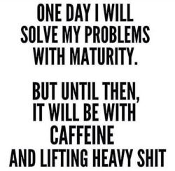 Caffeine and heavy shit. www.jekyllhydeapparel.com                              …