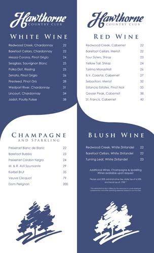 72 best Wine List Ideas images on Pinterest Business logo design - sample wine menu template