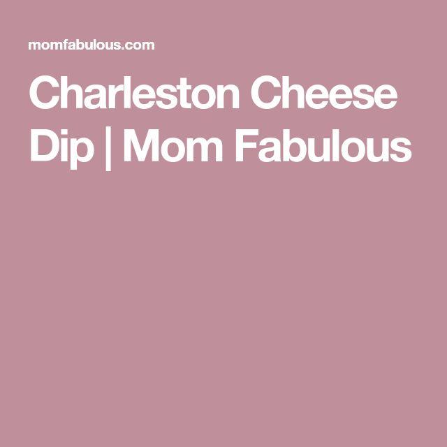 Charleston Cheese Dip | Mom Fabulous