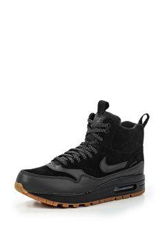 Ботинки Nike, цвет: черный. Артикул: NI464AWFMW40. Женская обувь