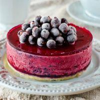 rasp. icecream jello dessert