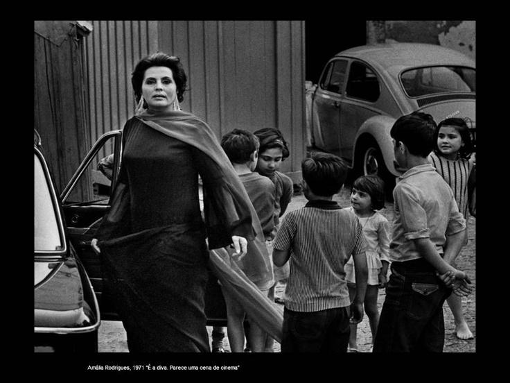 Amália 1971 - foto de Eduardo Gageiro