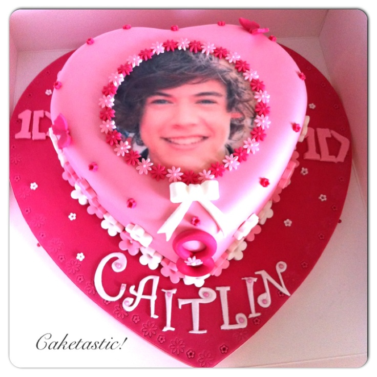 377 best Cake images on Pinterest One direction cakes Birthday