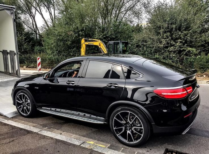 MERCEDES BENZ GLC COUPE AMG