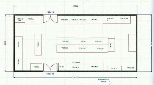 Sample Of Bakery Floor Plan Layout Efe Decor Design