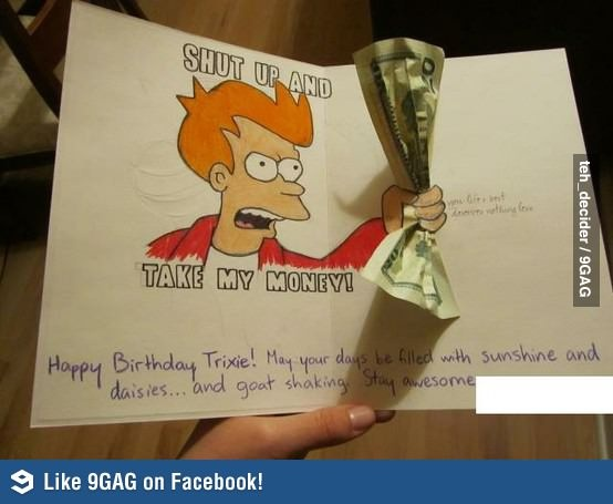 Funny Birthday Gifts For Male Friend