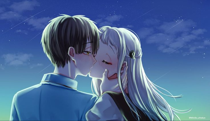 There is also scenes where yashiro seems to be in love with hanako (ending of the picture perfect arc where yashiro asks hanako to grant her wish at that moment) so i believe, that water is from the near shore and hanako dies by drowning in order to extend yashiro's … Hanako x Yashiro | Hanako, Anime, Hanko