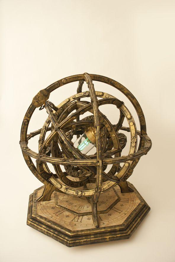 Machine A Voyager Dans Le Temps : machine, voyager, temps, Sphere, Armillaire, Machine, Voyager, Temps, Décoration, Steampunk,, D'écran, Sphère