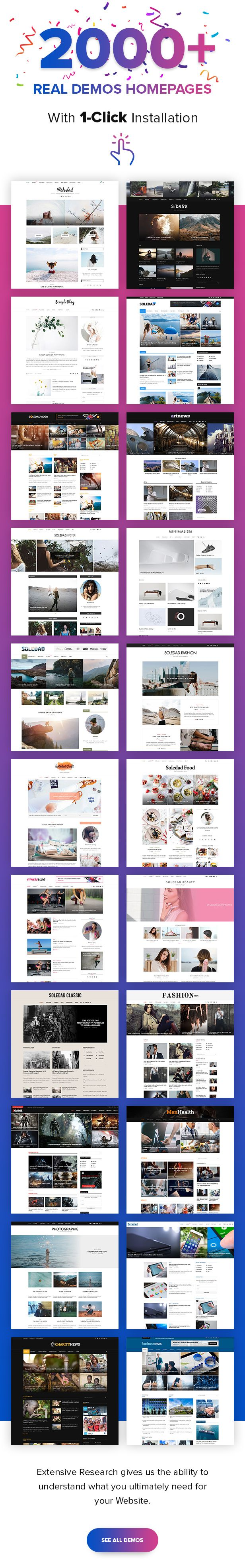 142 besten Blog / Magazine Themes Bilder auf Pinterest | Wordpress ...