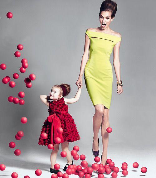 la petite robe chiara boni...want that dress for my baby!!