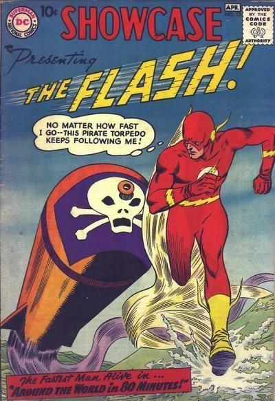 Carmine Infantino, Flash