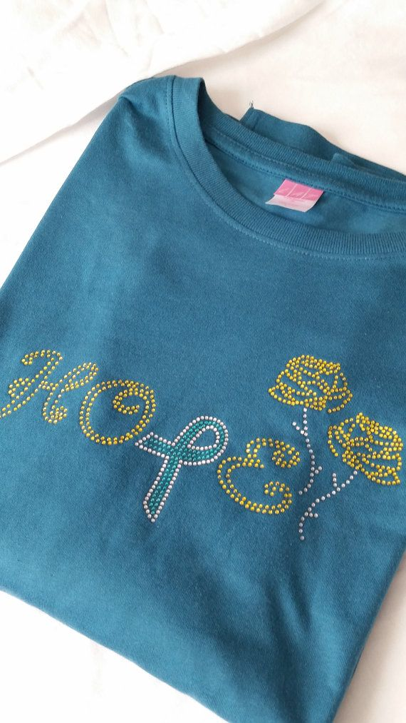 Hope...for Food Allergy Awareness by Peanuttees on Etsy