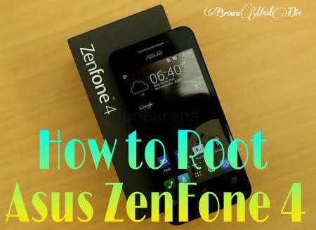 Cara mudah merooting Smartphone Android Asus Zenfone 4