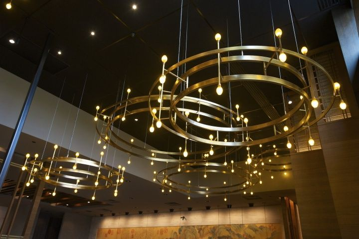 PF Chang restaurant by Aria Group Architects Bloom Lighting Group Laval Canada 13
