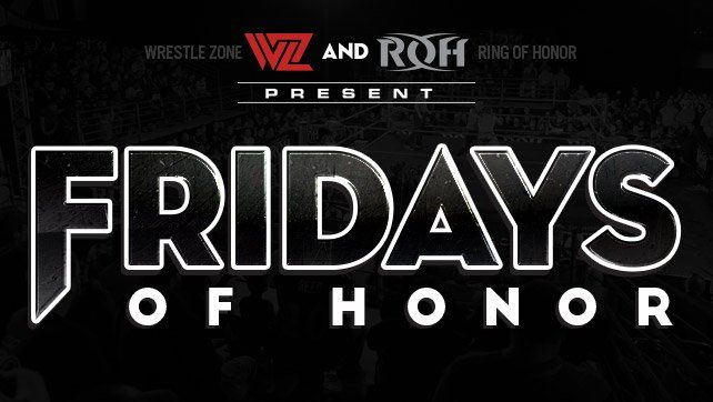 """Ring Of Honor & WrestleZone Announce """"Fridays Of Honor"""" with Weekly Exclusive Content, Talent Interviews and More http://www.wrestlezone.com/news/837061-press-release-ring-of-honor-wrestlezone-announce-fridays-of-honor?utm_campaign=crowdfire&utm_content=crowdfire&utm_medium=social&utm_source=pinterest"""