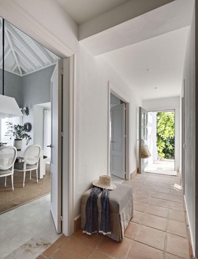 Provence style Spanish villa