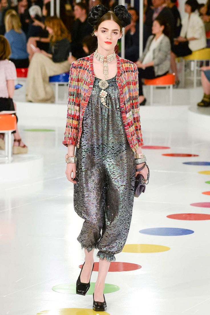 CHANEL Cruise 2016 Collection  - ELLE.com